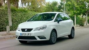2015款西雅特Ibiza 搭载1.4TSI发动机