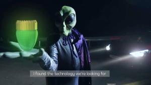起亚赛拉图微电影 偶遇绿色外星人