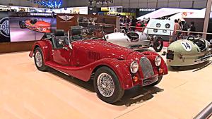 摩根复古跑车Plus 4 起售价89万元