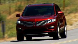 2015款林肯MKC 美式SUV转型之作