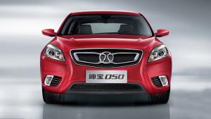 北汽绅宝D50 详细解读车型设计亮点