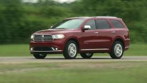 新款道奇Durango酷威兄弟 大型七座SUV
