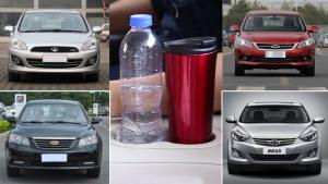 四款自主品牌汽车 储物空间全面测试
