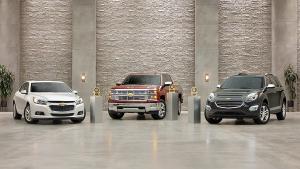 雪佛兰评选高质量车型 迈锐宝名列前三