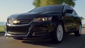 2016款雪佛兰Impala 最大功率305马力