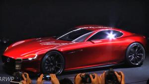 2015东京车展 马自达RX-Vision概念发布