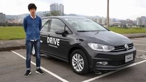 试驾全新大众途安1.4T 配置大幅提升