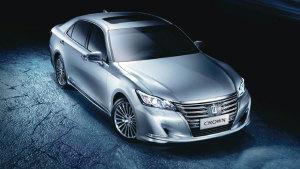 一汽丰田皇冠2.0T+ 全方位解读驾控性能