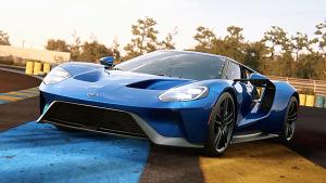 全新福特GT跑车 搭载3.5升V6发动机
