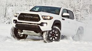 丰田Tacoma TRD Pro 造型霸气搭V6引擎