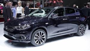 2016日内瓦车展 菲亚特Tipo旅行版发布