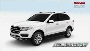 哈弗H8配置解析 中国首款越级豪华SUV