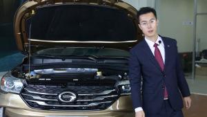 高颜值SUV 揭秘传祺GS4高效动力总成