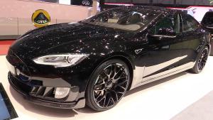 2016款特斯拉Model S P85D 零排放