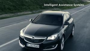 新一代欧宝英速亚 配智能驾驶辅助系统