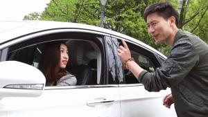 2016款凯翼X3 3D全景泊车专治女司机