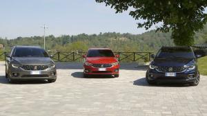 全新菲亚特Tipo 三款车型供选择