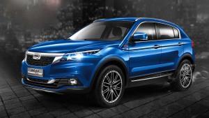 2016款观致5 SUV 采用独立风格设计