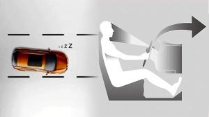东风日产楼兰 DAS智能疲劳驾驶预警系统