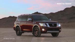 外媒评选 2016最佳全尺寸SUV车型TOP9