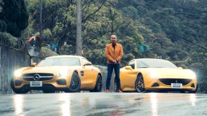 奔驰AMG GT S 比拼法拉利California T