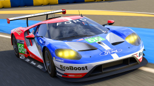 《极限竞速6》 福特GT赛车重返勒芒赛道