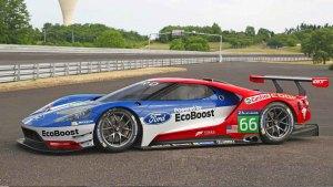 福特GT超级跑车 回归勒芒24小时耐力赛