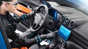 2016款凯翼X3 icar智能互联系统介绍