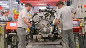 宾利全新W12发动机 燃油经济性提升