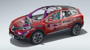车型设计亮点展示 简析东风雷诺科雷嘉