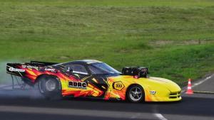 道奇蝰蛇赛车 1-4英里加速仅需6.5秒