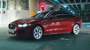 全新捷豹XE高性能版 极速达250km/h