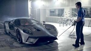 福特GT旗舰跑车 空气动力学设计解读