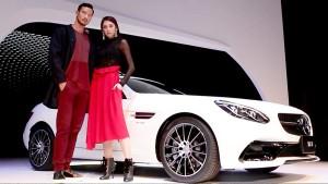 解读新款奔驰SL/SLC 采用家族化设计