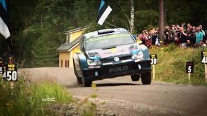 2016WRC拉力赛芬兰站 大众Polo整装待发
