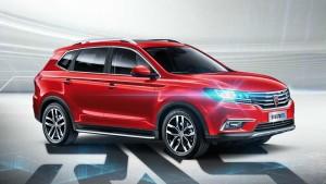 荣威RX5互联网SUV 智能驾驶舱多屏互动