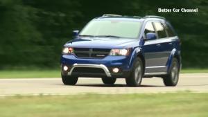 道奇酷威专业大7座SUV 纯正美式四驱