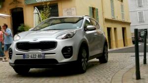海外版起亚KX5都市SUV 穿越法国南部