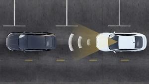 2017款福特蒙迪欧 预碰撞辅助系统