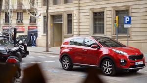 全新起亚KX5 欧洲杯广告拍摄花絮