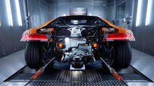 气势磅礴天地 Audi Sport破笼而出