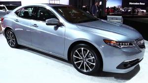 2016款讴歌TLX 新一代SH-AWD四驱系统