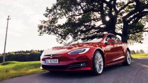2017款特斯拉Model S 加速再刷新
