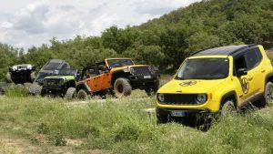 专治各种地形 Jeep汽车75周年越野体验