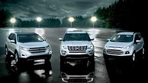 福特探险者领衔家族SUV 采用LED光源