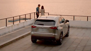 雷克萨斯SUV家族 行摄之旅一路走心