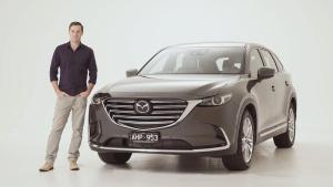 马自达CX-9全新中大型SUV 提供四驱可选