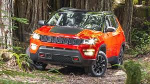 全新Jeep指南者展示 外观酷似大切诺基