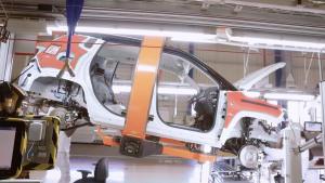 新款Jeep指南者 探秘全自动化生产车间