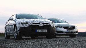 新款欧宝Insignia 车身加长减重200kg